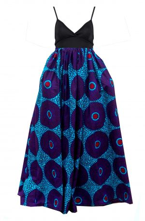 robe africaine disques